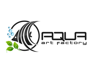 Logo aqua art factory