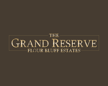 The Grand Reserve logo design