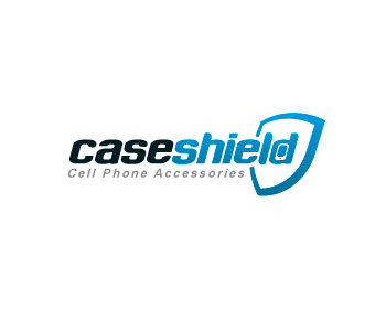 case shield logo design