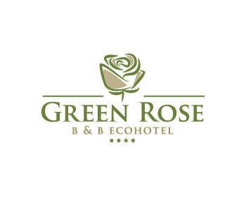 Logo design for GREEN ROSE