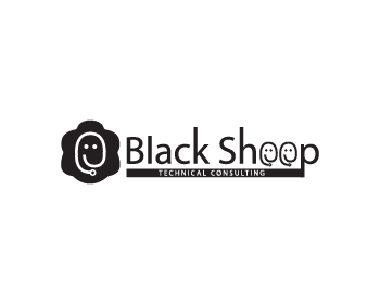 Black Sheep Technical Consulting logo design