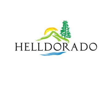 Helldorado logo design