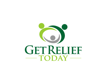 Logo design for Get Relief Today
