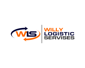 Willy Logistic Services logo design