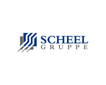 Logo design for Scheel Gruppe