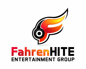 Logo FahrenHITE Entertainment Group