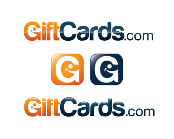 GiftCards.com logo design