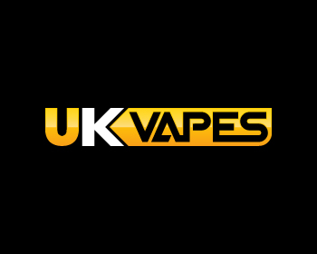 Technology logo design for UKVapes