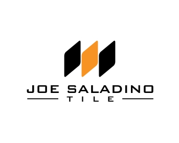 Joe Saladino Tile logo design