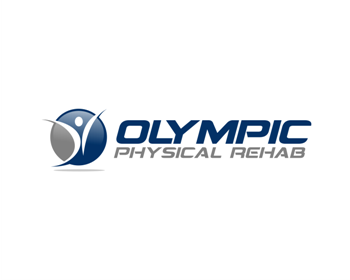 Olympic Physical Rehabilitation logo design