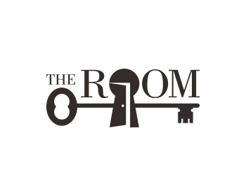 The Room logo design