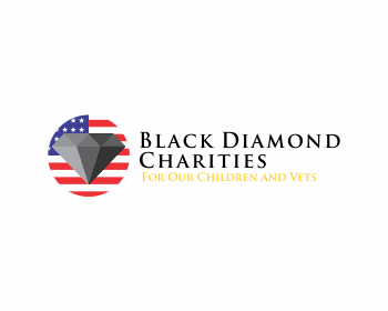 Black Diamond Charities logo design