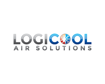 Logicool Air Solutions logo design
