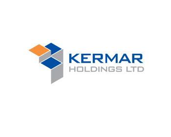 KerMar Holdings Ltd logo design