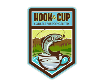 Logo design for Hook&Mug