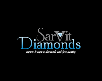 Sharvit Diamonds Co logo design