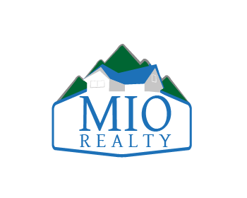 MIO Realty logo design