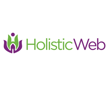 Holistic Web logo design