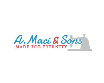 A.Maci&Sons logo design