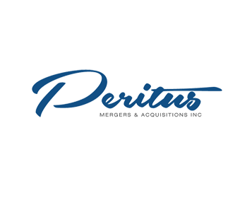 Peritus Mergers & Acquisitions Inc logo design
