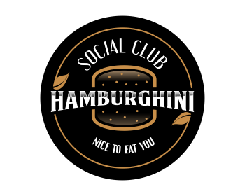 Logo design for Hamburghini