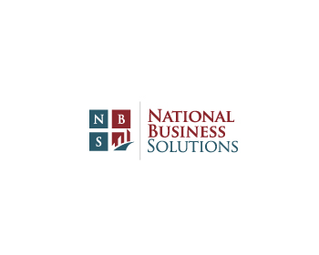 National Business Solutions logo design