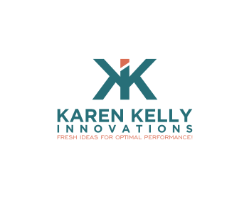 Karen Kelly Innovations logo design