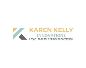 Logo design for Karen Kelly Innovations