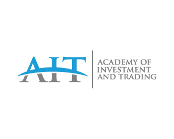 Logo design for AIT|Academy of Investment and Trading