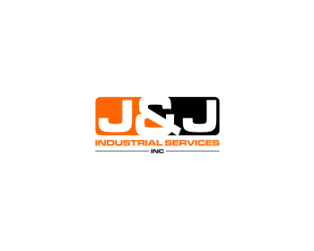 J & J Industrial Services Inc. logo design