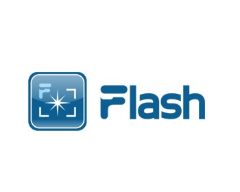 Logo design for Flash