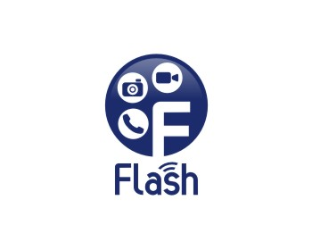 Flash logo design