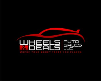 Logo Wheels & Deals Auto Sales LLC