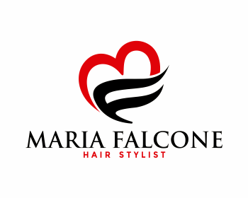 Logo design for Maria Falcone