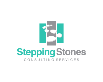 Stepping Stones Consulting Services logo design