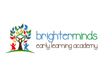 Brighter Minds logo design