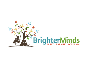 Logo design for Brighter Minds
