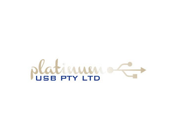 Platinum USB PTY LTD logo design