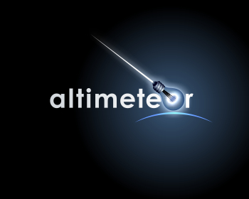 Logo design for Altimeteor