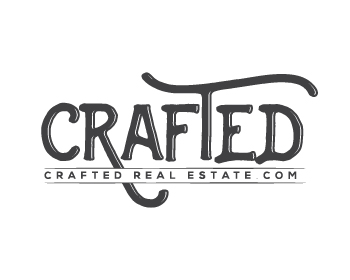 Logo design for Crafted Real Estate.com