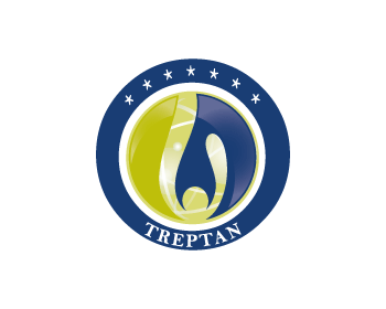 Logo design for TREPTAN