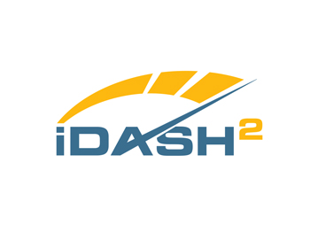 iDash2 logo design