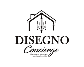 Logo design for Disegno Concierge