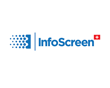Logo design for InfoScreen