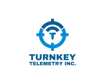 Turnkey Telemetry Inc. logo design