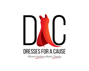 Dresses For A Cause logo design
