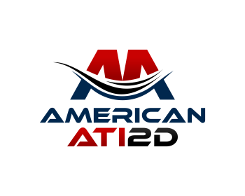 American ati2d logo design contest logo designs by cintalora Logo design competitions