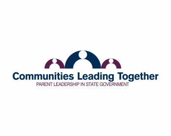 Parent Leadership in State Government logo design