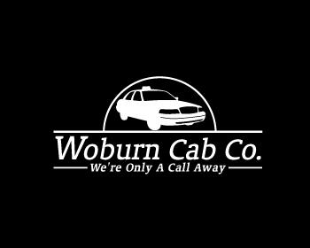 Logo design for Woburn Cab Co.