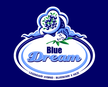Blue Dream logo design